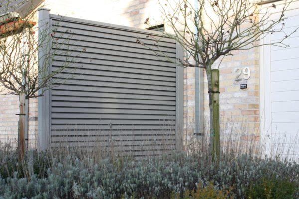 Dřevoplastový plot Duofuse - lamely