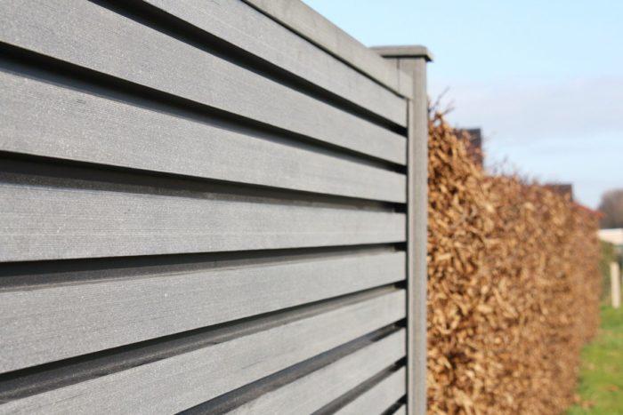 WPC plot Duofuse – lamelové plotovky